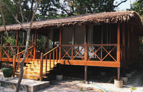 Suite Bungalow Boulder Bay Eco Resort Mergui Archipel Myanmar
