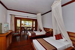 Myanmar Treasure Resort - Superior Zimmer