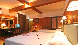 Thande Beach Hotel - Deluxe Room