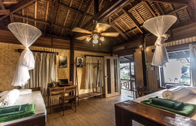 Superior Bungalo Boulder Bay Eco Resort Mergui Archipel Myanmar