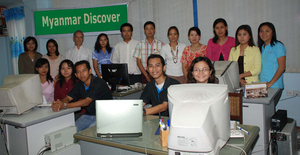Myanmar Discover Team