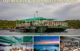 Research Sport Center Boulder Bay Eco Resort Mergui Archipel Myanmar