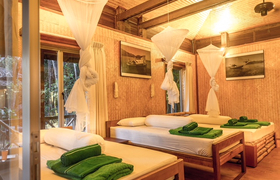 Suite Bugalow Boulder Bay Eco Resort Mergui Archipel Myanmar
