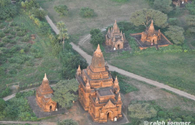 Tempellandschaft Bagan