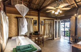 Superior Bungalow Boulder Bay Eco Resort Mergui Archipel Myanmar